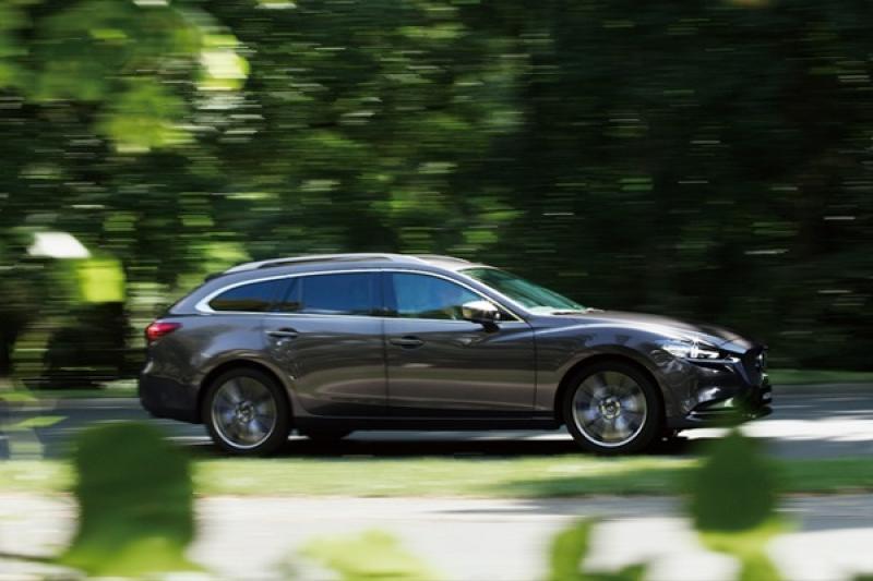 Mazda6 Wagon SKY-D 動力進化重返台灣市場,完整配置 i-ACTIVSENSE 主動安全科技
