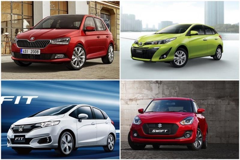 想買台小型掀背車,誰的安全表現最佳?
