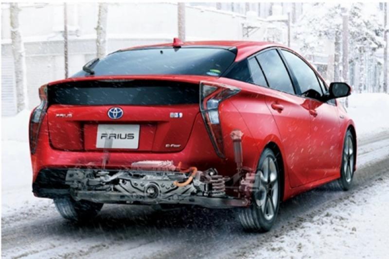 不再是日本專屬!Toyota 小改款 Prius 四驅版將推向海外市場