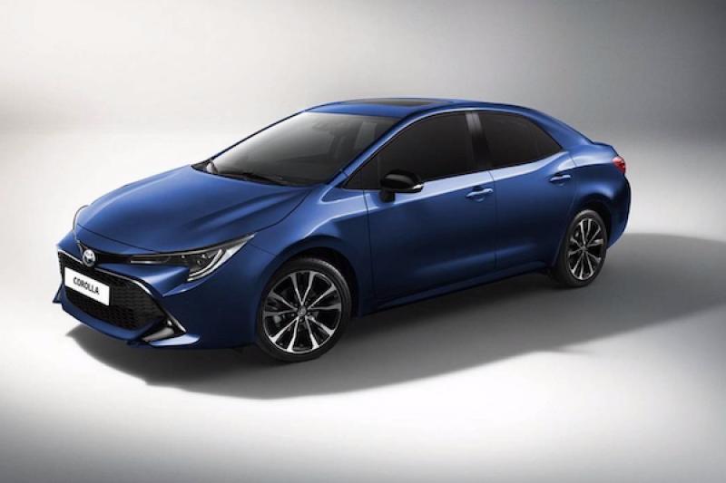 文件透露端倪...Toyota Altis 油電國產車有望在台灣上市?