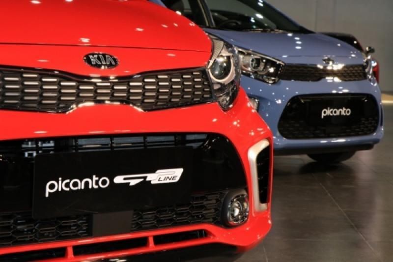 Kia Picanto 全車系台灣發表,拼最安全小車頭銜!
