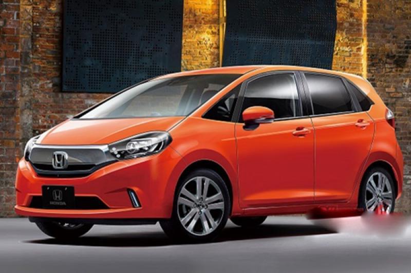 Honda 大改款 Fit 明年見, 跨界 WR-V 也將跟進!
