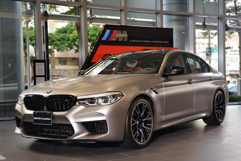 馬力上漲至 625hp、懸吊再強化!BMW M5 Competition 正式登台(內有相片集)