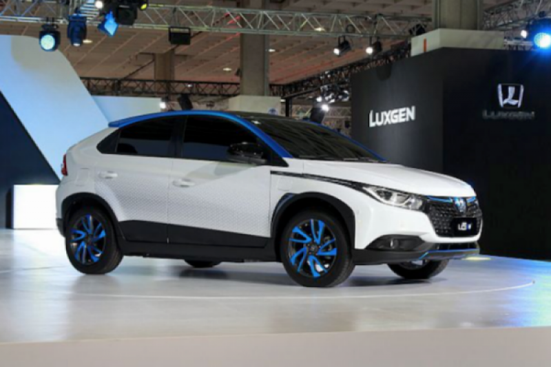 Luxgen U5 EV 電動休旅正式發表,續航力突破 300 公里!
