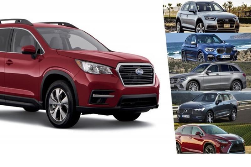 美媒推薦當地 6 款熱門進口 SUV 名單,5 款台灣都有賣!