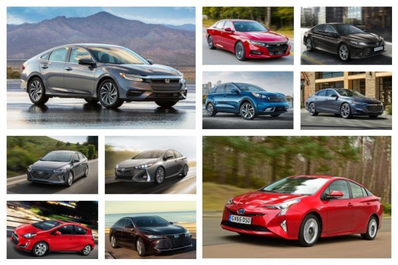 美權威機構選出最省油 10 款車!Toyota 竟未能拿下第一名
