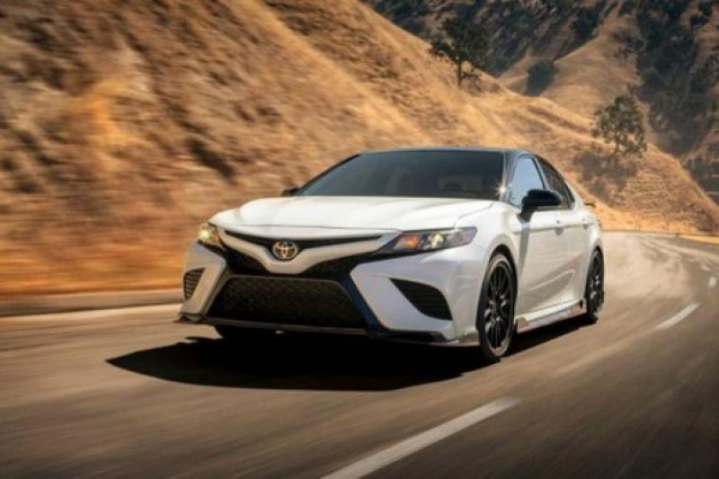 Toyota Camry 不再是好爸爸形象,TRD 車型破百加速只要 5.6 秒!