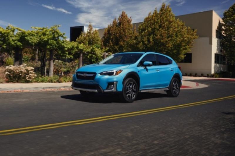 Subaru 首款插電式混合車款曝光,XV PHV 正式亮相倒數!