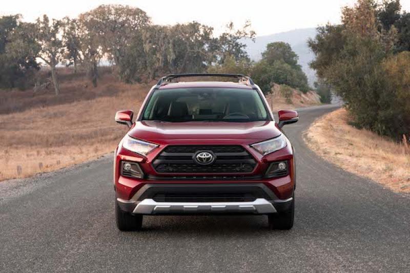 大改款 RAV4 確定 12 月美國開賣!Toyota 公布售價資訊