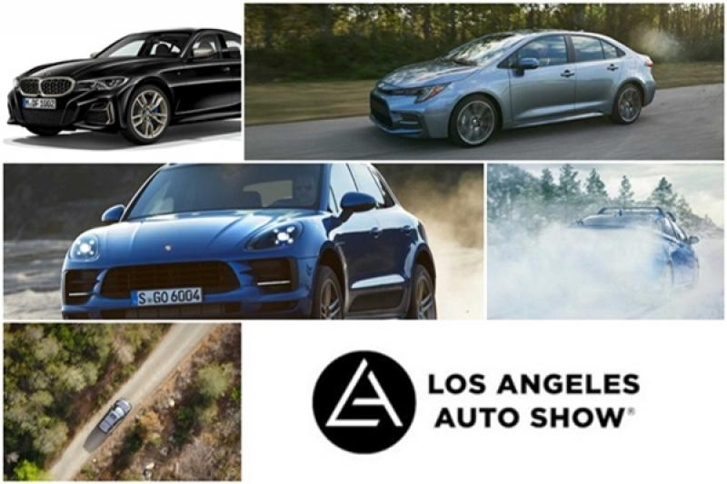 2018 洛杉磯車展重點新車一次看,這幾款未來台灣幾乎都買得到!