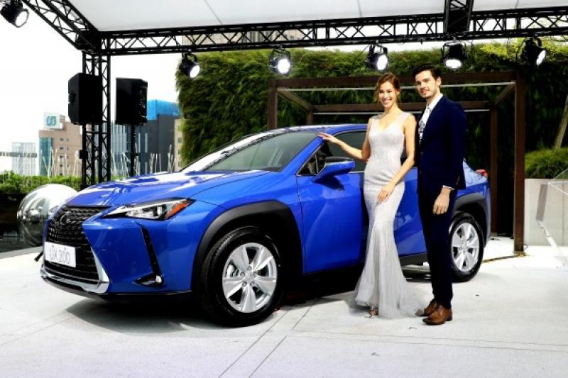 Lexus 全新小休旅 UX 正式發表,入門版售價不到 140 萬!