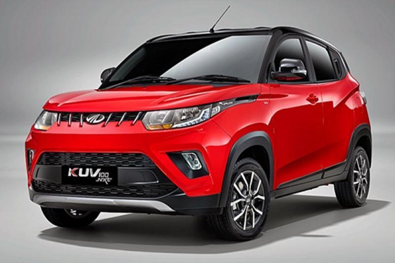 台灣最便宜休旅車 60 萬有找?Mahindra KUV100 預告 11/30 國內上市