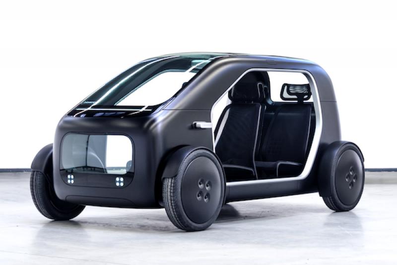 非傳統汽車造型!70 萬元丹麥電動車連方向盤都跟你想的不一樣(內有影片)