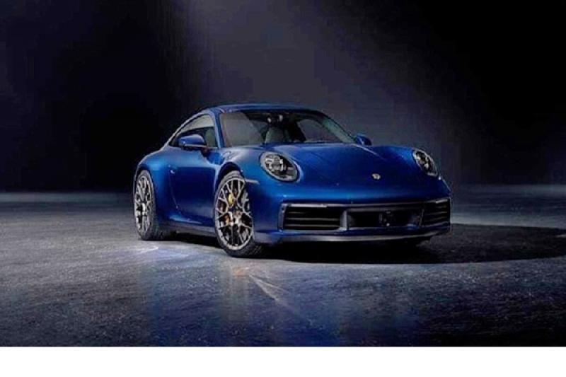 等不及要發表!新一代 Porsche 911 廠照疑似提前流出