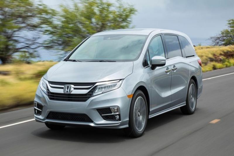 美國 Honda Odyssey 召修十萬輛!買美規外匯台灣車主留意