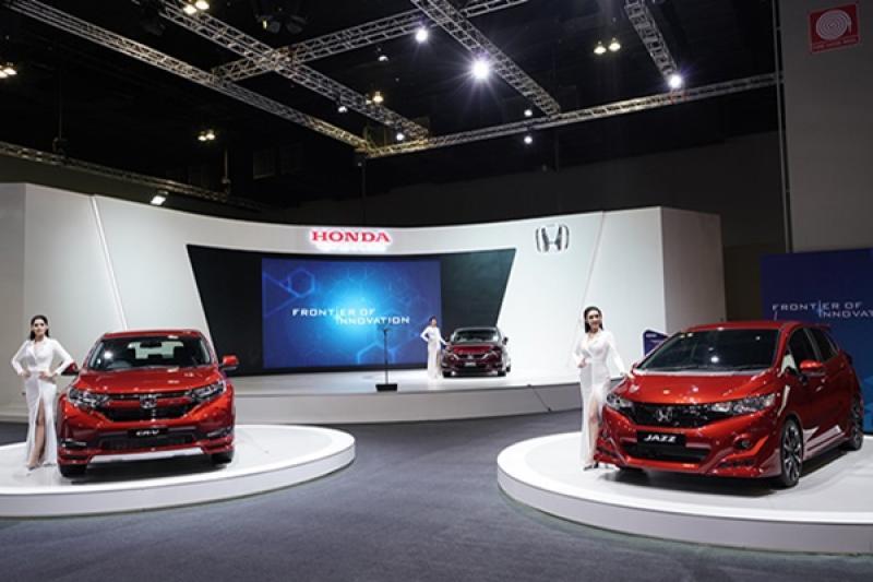 勁裝上身、增添殺氣!Honda 與 Mugen 聯手推出 CR-V、Fit 空力套件版
