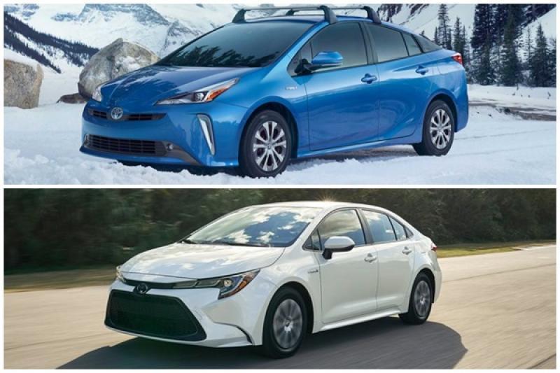 油電雙將齊發!Toyota 新一代 Prius、美規 Corolla Hybrid 登場(內有相片集)