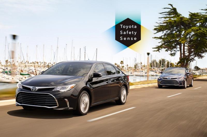 Toyota 訂下超狂目標,2020 年將 TSS 系統導入 100 個國家!