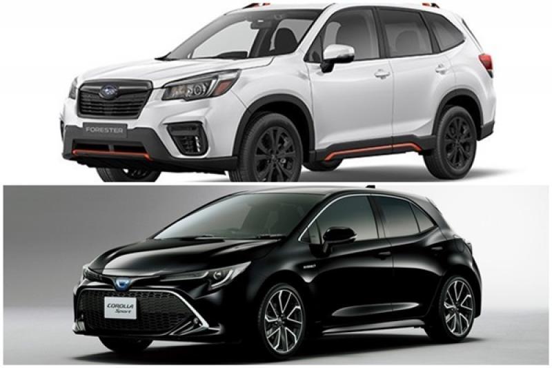 日公布 6 款主動安全新車表現,Forester 與 Auris 獲得好評!(內有測試影片)