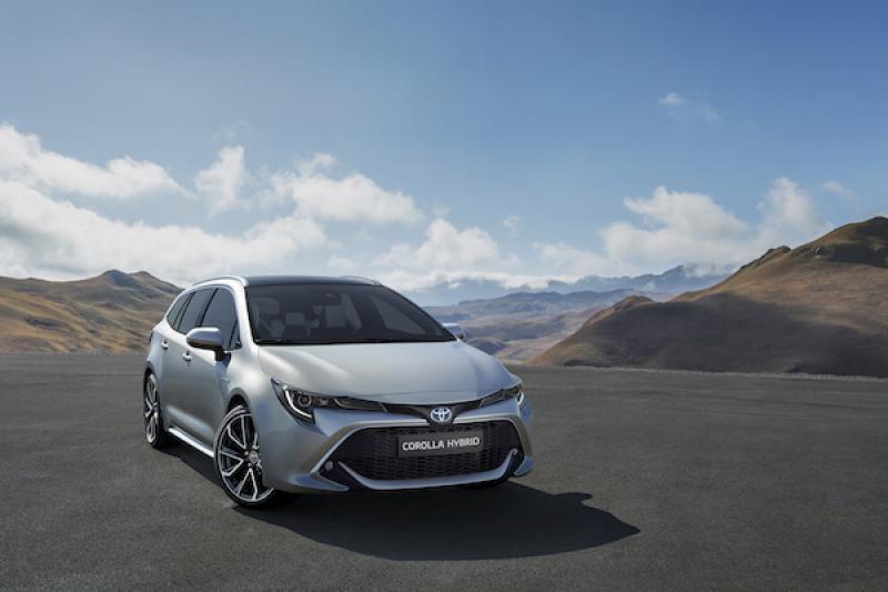 90 萬就能買 Corolla 旅行車!英 Toyota 公佈正式售價