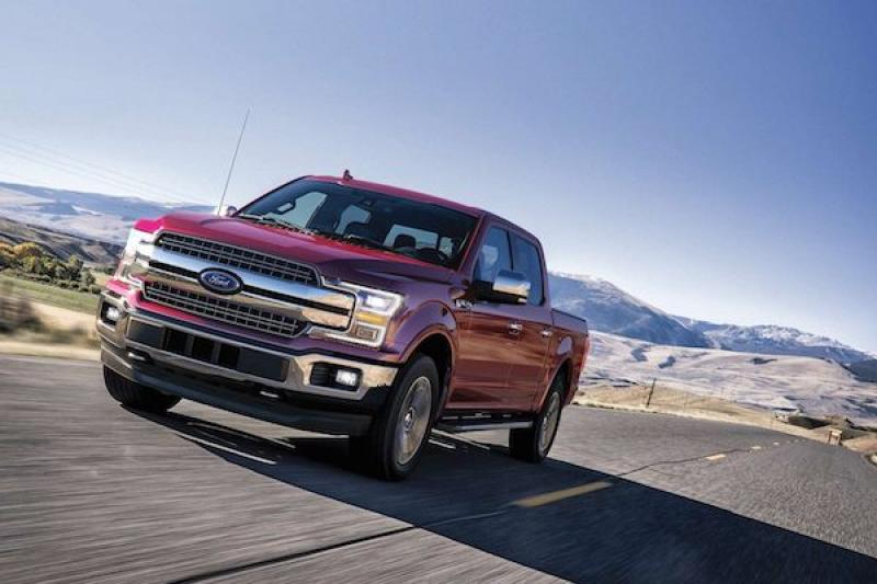 美國今年新車前 10 月累積銷售排行,轎車慘遭邊緣化!