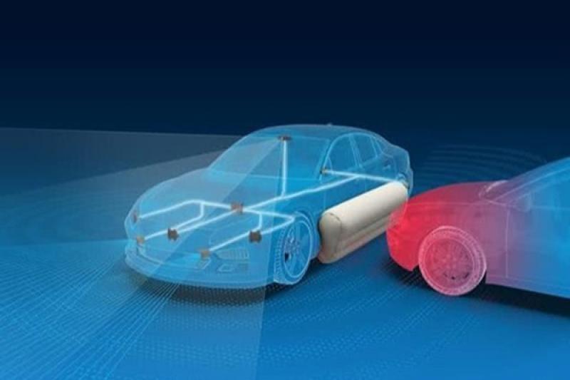 衝擊力減少 40%,降低車禍死亡!德國推出新式安全氣囊