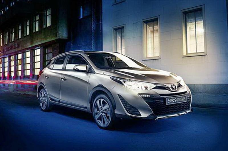 改走跨界小休旅風!Toyota Yaris Cross 預計推廣至亞太地區