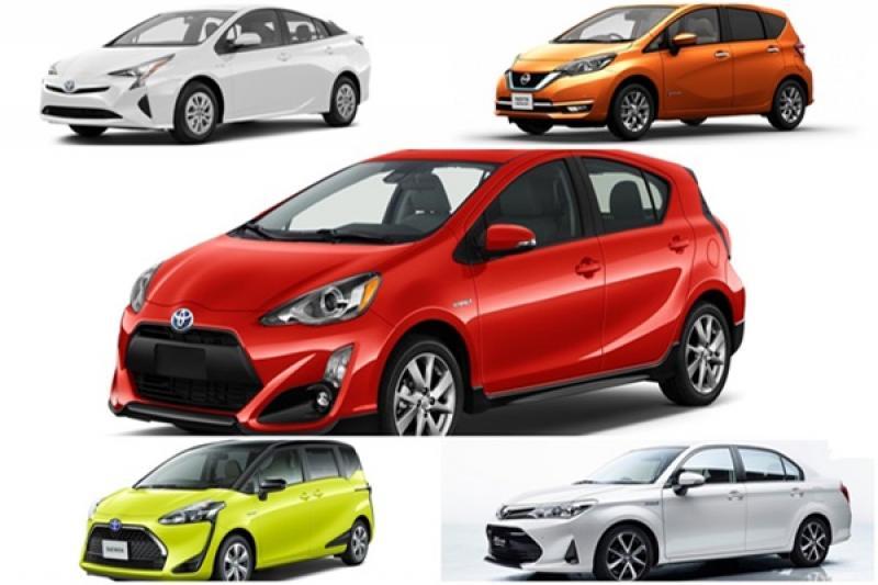 日本 11 月銷售排行榜出爐,創下今年新車銷量增幅第二大!