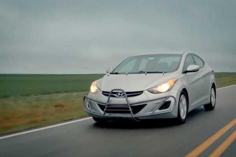 開了 160 萬公里仍頭好壯壯!這輛 Hyundai Elantra 證明韓國車也很耐用(內有影音)