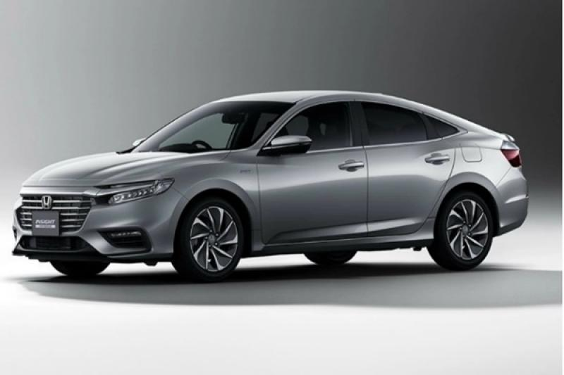 油耗跟 Toyota Prius 有得拚!日規 Honda Insight 已開賣