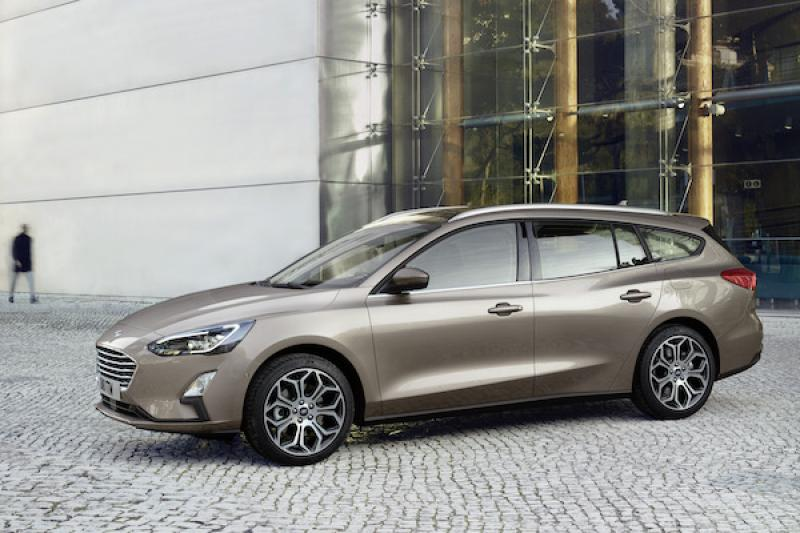 文件漏餡!Ford Focus 旅行車明年有望在台灣推出?