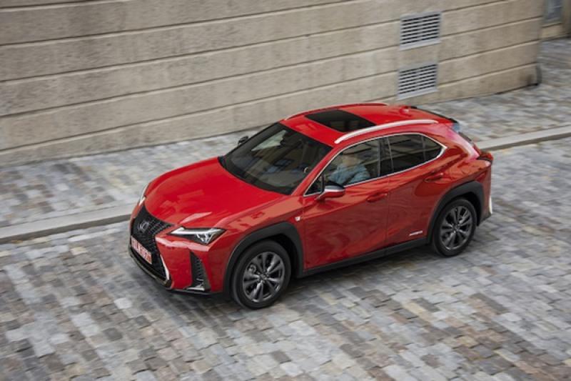 哪款會是 Lexus 首部純電動車?UX 註冊新名稱露玄機!