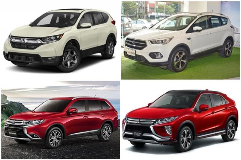 晚買折扣享更多!4 款國民 SUV 均推新年式改款車型