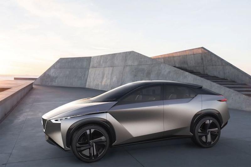 Nissan 低調註冊新車名引發聯想!外媒:電動車上市不遠了