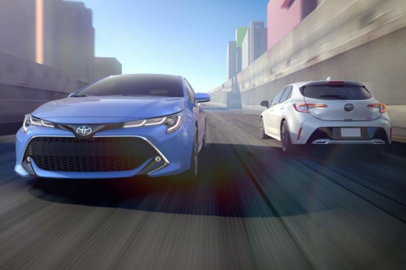 全球 1-10 月暢銷車排行榜,3 、4 名競爭超激烈差距不到 1,500 輛!