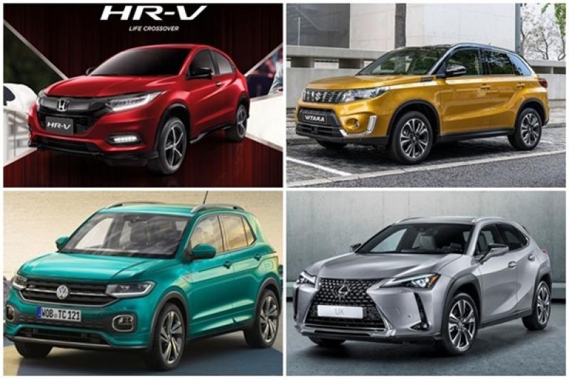 想換跨界小型 SUV?這些國產、進口新陣容台灣明年陸續要報到!