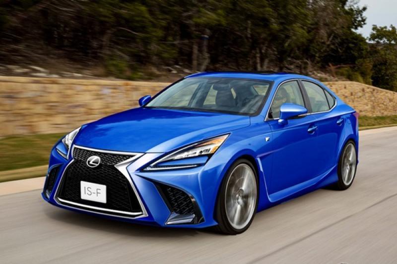 下一代 Lexus IS 長這樣?日媒公佈最新外觀假想雛型!