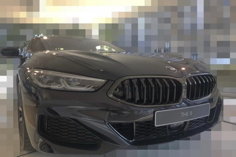 最快明年第一季發表,BMW 旗艦 8 系列悄悄登陸台灣!