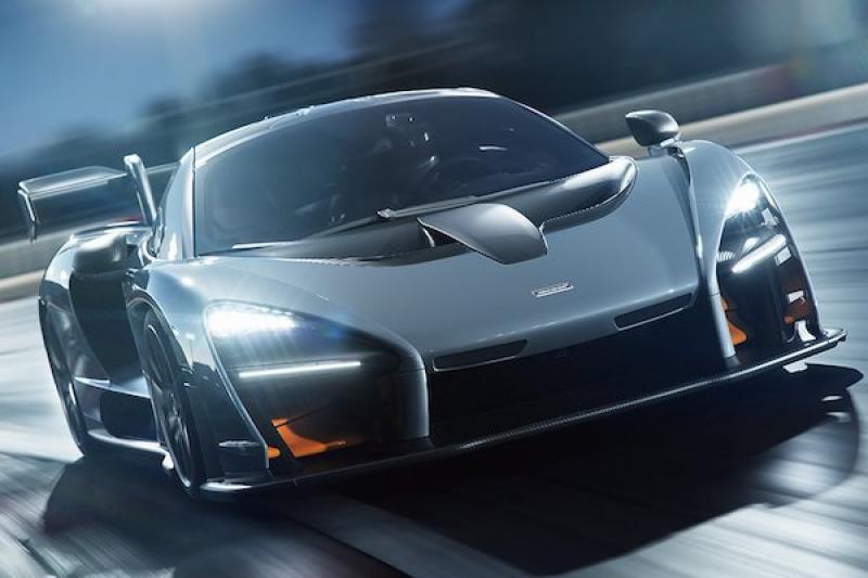 台灣將開賣的 6000 萬 McLaren 超跑,全球首起火燒車「面目全非」....