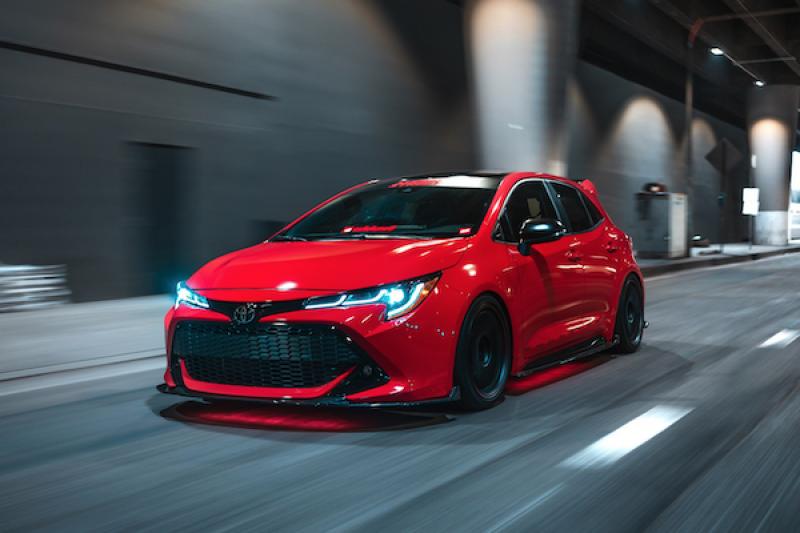 對手鎖定 Golf GTI?Toyota Corolla GR 性能掀背車 2 年內有望推出