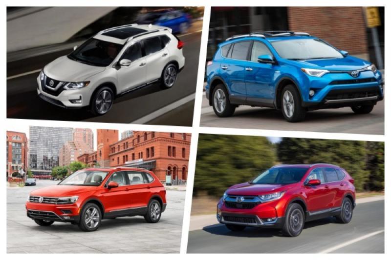 國際知名市調機構放榜了!2018 全球 SUV 銷售排行 TOP 10