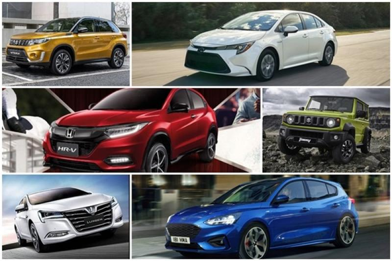 2019 台灣上半年重點新車一次看!這些車都是百萬有找!