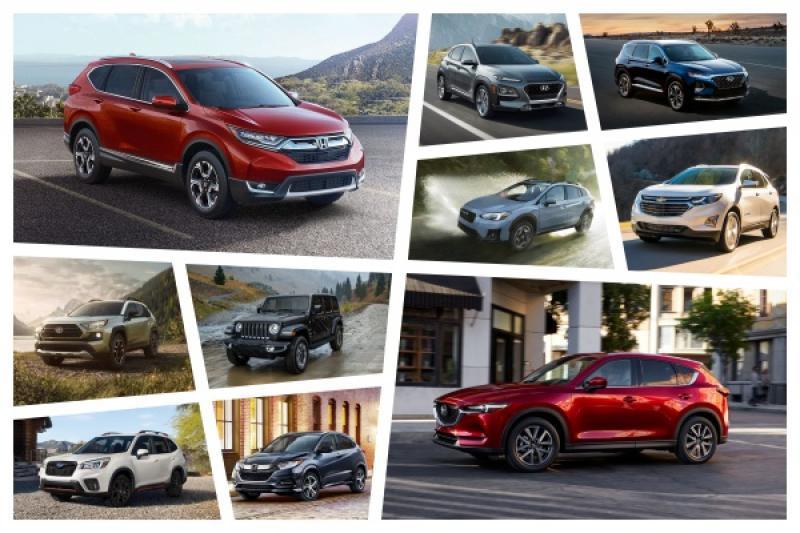 折合台幣百萬以下,美權威機構選出 10 款 2019 最強 SUV!