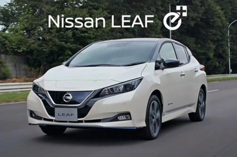 高性能 Nissan Leaf E-Plus 登場,台幣換算竟只要百萬出頭!
