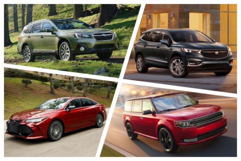 小孩長大該換一輛家庭用車?美評測機構推薦 4 款親民實用車款!