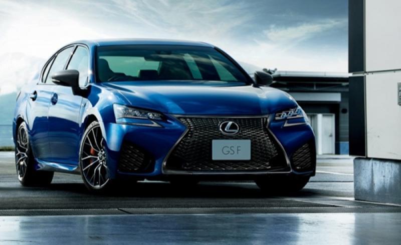 再戰豪華房車市場!Lexus 大改款 GS 預約最快今年見