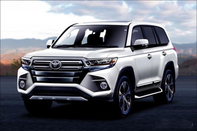 品牌定位最高 SUV 將改款,下一代 Toyota Land Cruiser 預想圖亮相!