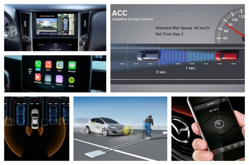 美評選 10 大汽車技術!選購新車最好都要有這些配備