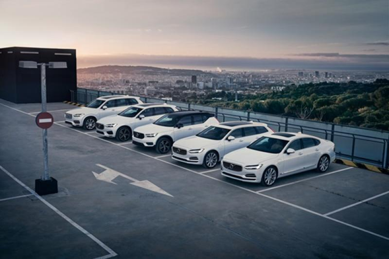 2018 年 Volvo 在台銷售突破 6,000 輛,年成長率居進口豪華品牌之冠!