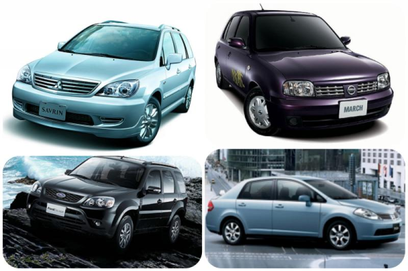 台灣車市的長青樹代表!這 4 款車最少都賣 12 年以上